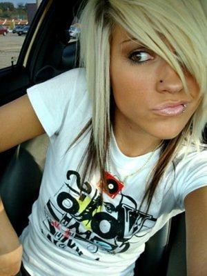 blond-emo-hair